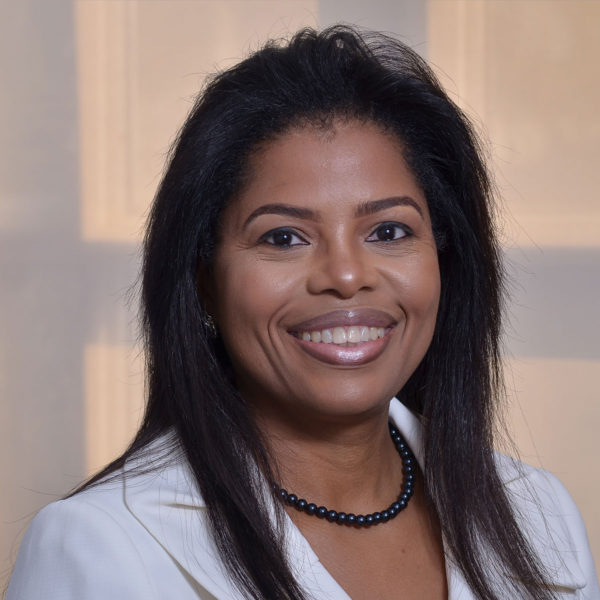 Sharon Whitelocke, Deputy General Manager, JNFM, speaks
